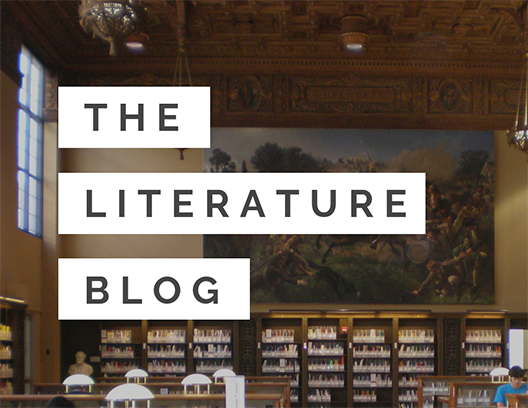 Click here to go straight to literature blog