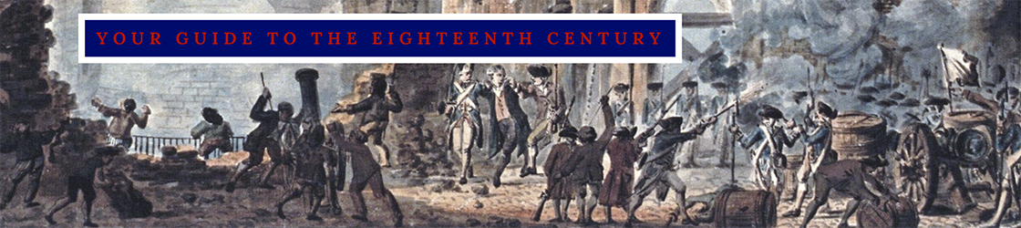 Guide to Eighteenth Century Literature